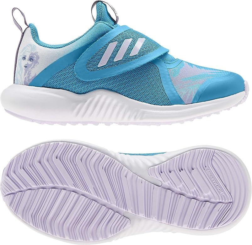 Adidas Fortarun X Frozen CF C, Zapatillas para Correr Unisex niños, Bold Aqua/Purple Tint/FTWR White, 31.5 EU: Amazon.es: Zapatos y complementos