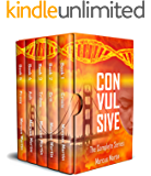 Convulsive Box Set: A Pandemic Survival Near Future Thriller (Complete Parts 1-5)