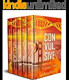 Convulsive Box Set: A Pandemic Invasion Thriller (Complete Parts 1-5)