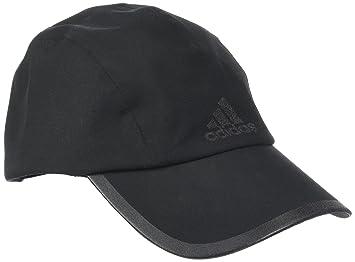 f6c6d9adce0c2d Adidas Women's Climaproof Running Cap - Black/Black/Black Reflective, One  Size