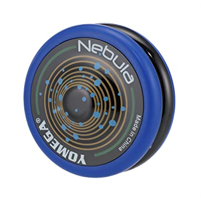 Yomega Nebula YoYo – Responsive, Transaxle Technology – intermediate Level String Trick YoYo (Colors May Vary): Toys & Games