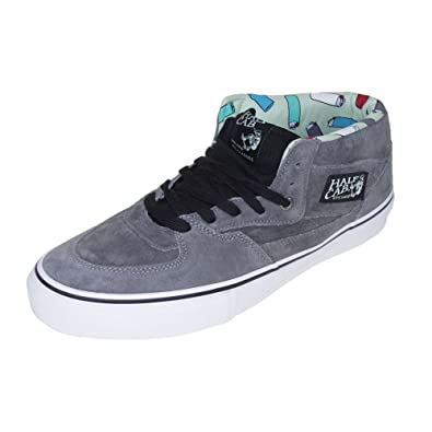 5b81acf2c7 Vans Half Cab Pro (Lighters) Pewter Shoe VFDFHN (UK12)  Amazon.co.uk ...