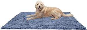 Furhaven Pet - ThermaNAP Self-Warming Quilted Blanket Mat, Self-Warming Convertible Cuddle Bed, and Waterproof-Lined Thermal Dog Blanket for Dogs and Cats - Multiple Styles, Sizes, and Colors