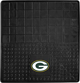 """product image for FANMATS NFL Green Bay Packers Vinyl Cargo Mat,Black,31""""x31"""""""