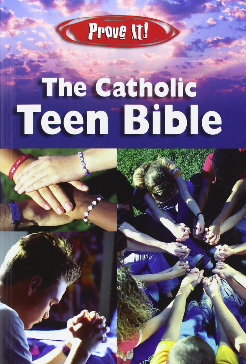 Prove It! Catholic Teen Bible - Revised Nab: Amy Welborn