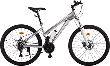 Ultrasport 331100000190 Bicicleta De Trekking, Cambio De ...