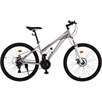 Ultrasport 331100000190 Bicicleta De Trekking, Cambio De Cadena