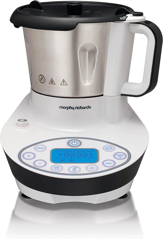Morphy Richards 562000EE Premium Multikocher: Amazon.es: Hogar