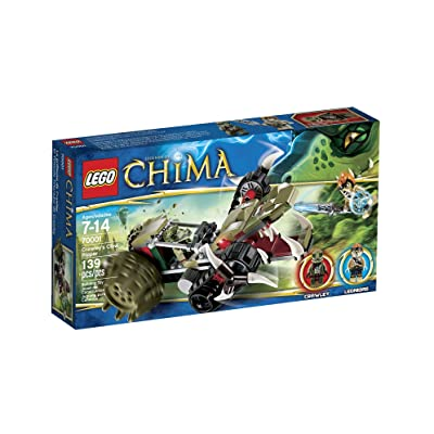 LEGO Chima Crawley Claw Ripper 70001: Toys & Games