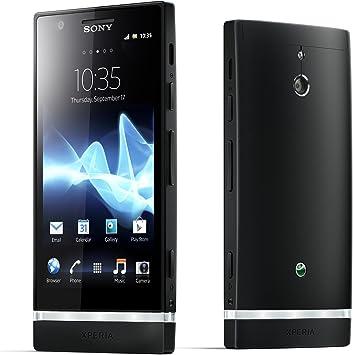 Sony Xperia P - Smartphone libre (pantalla táctil de 4,0