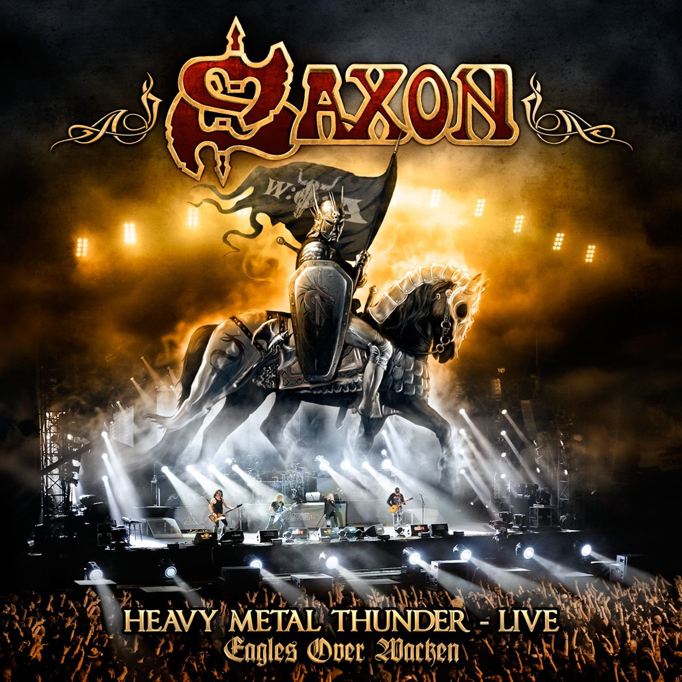 Heavy Metal Thunder - Live - Eagles Over Wacken (2 CD / 1 DVD Set)