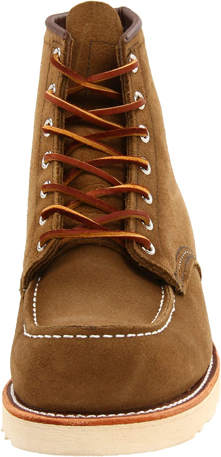 Red Wing Olive Moc Toe, Herren Schnürschuhe Olive Wing Mohave d6ad07