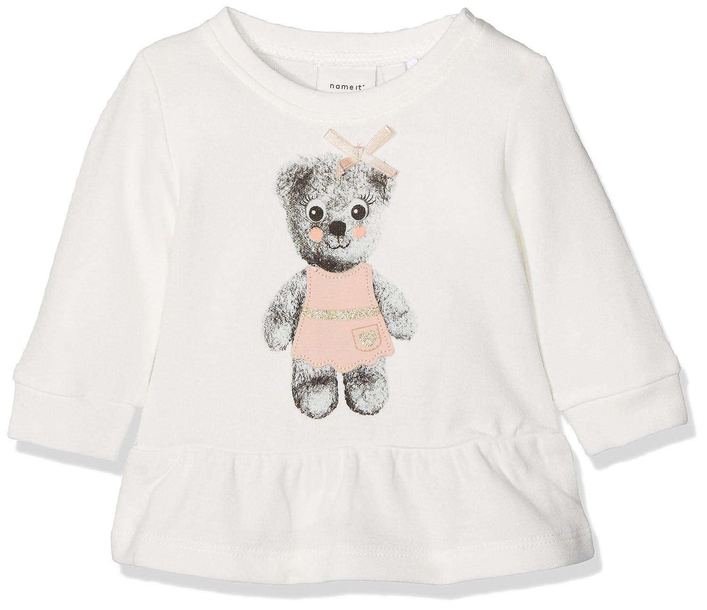 NAME IT Nbndelucious LS Wrap Top Noos Camiseta para Beb/és