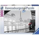 Ravensburger - Puzzles 1000 piezas, diseño París y Sena (19471 1)