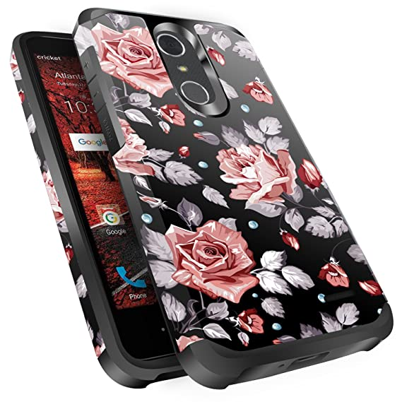 low cost f26ad 6a9d7 ZTE Grand X4 Case, ZTE Blade Spark Case, ZTE Grand X 4 Case, Miss Arts Slim  Anti-Scratch Cover/[Drop Protection] Dual layer Case for ZTE Grand X4/ZTE  ...