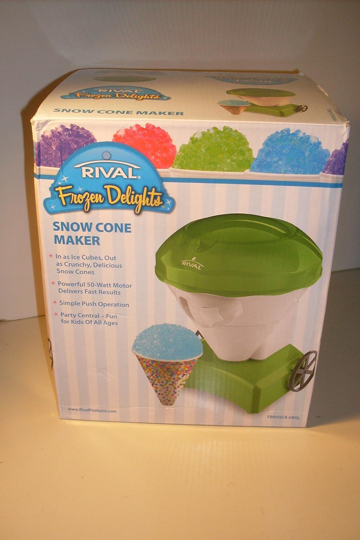Rival Frozen Delights Snow Cone Maker