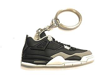 wethefounders Air Jordan Retro 4 negro blanco Oreo zapatos ...