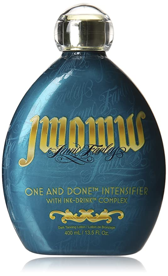 Australian Gold JWOWW ONE and DONE INTENSIFIER