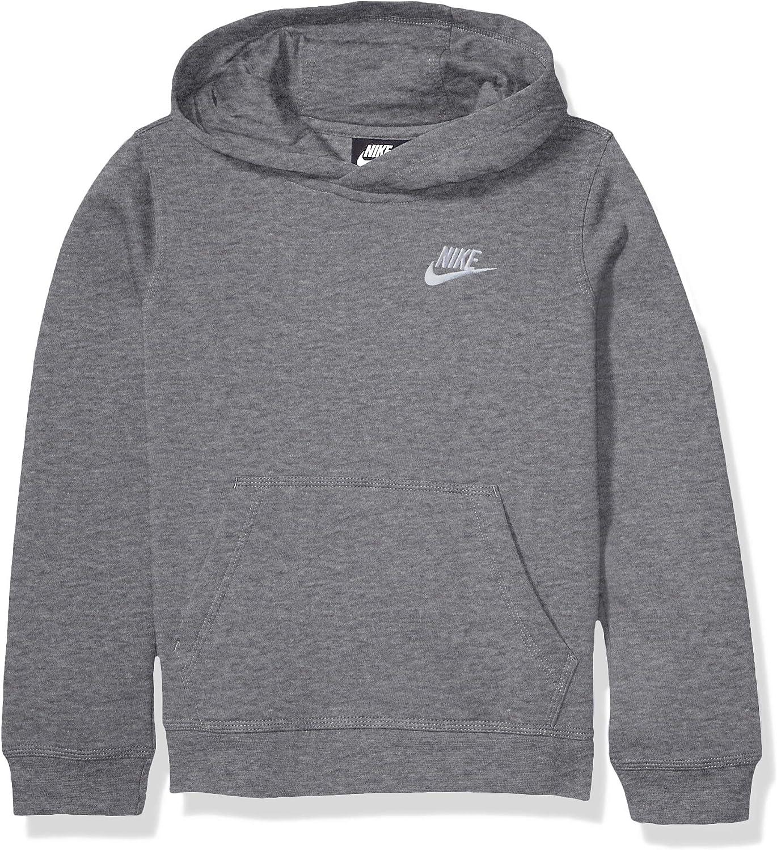 Nike Boy's Nsw Pull Over Hoodie Club Hoodie