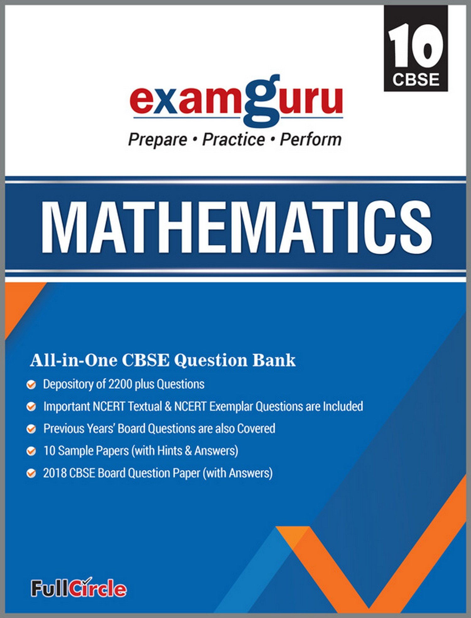 Examguru All In One CBSE Chapterwise Question Bank for Class 10 ...