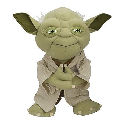 Star Wars Yoda, Pillow Pal: Home & Kitchen