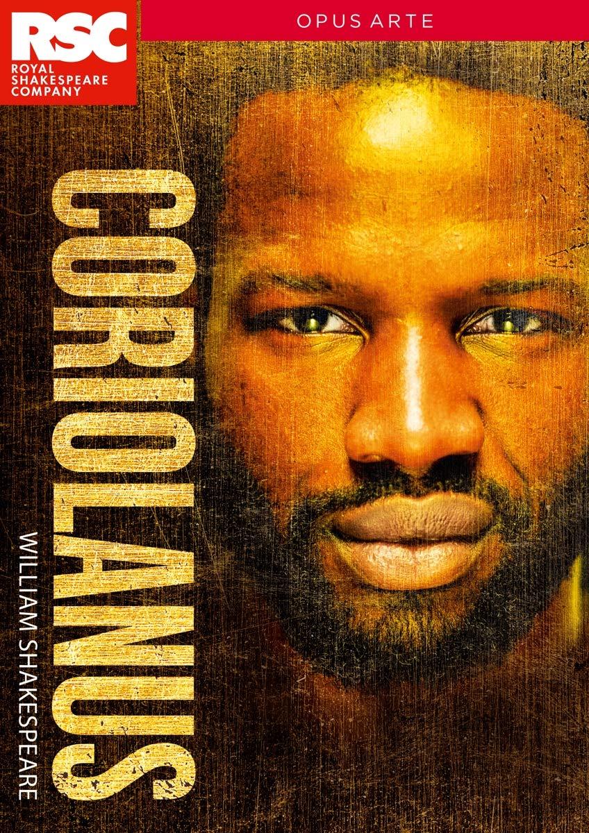 DVD : Coriolanus (DVD)