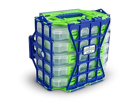 Lure Lock Tackle Boxes, Medium w ElasTak Liner