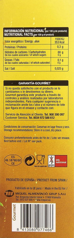 Gourmet - Harina fina de maíz - 350 g: Amazon.es: Alimentación y ...
