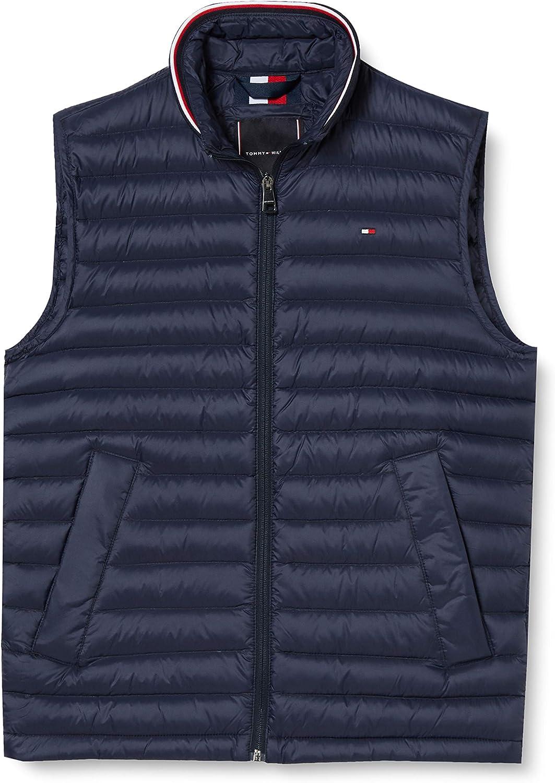 Tommy Hilfiger Core Packable Down Vest Chaqueta para Hombre