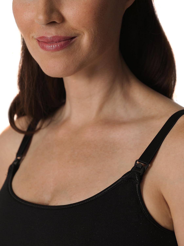 Glamourmom Nursing Bra Top with Lace