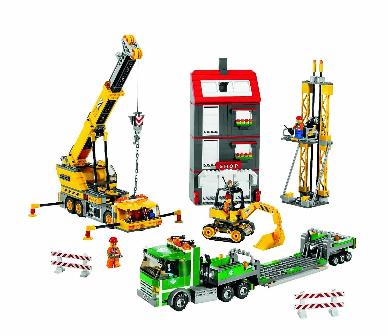 LEGO City 7633 - Baustelle