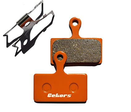 Shimano XTR XT SLX Alfine Disc Brake Pads Sintered Metal Compound by Equilibrium
