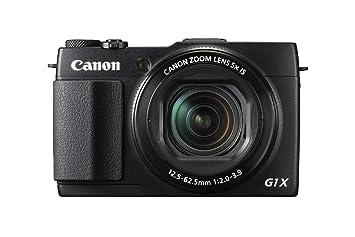 Canon PowerShot G1 X Mark II Digital Camera Wi Fi Enabled