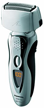 Panasonic Electric Shaver And Trimmer For Men Es8103 S Arc3, Wet/Dry With 3 Nanotech Blades And Flexible Pivoting Head by Panasonic