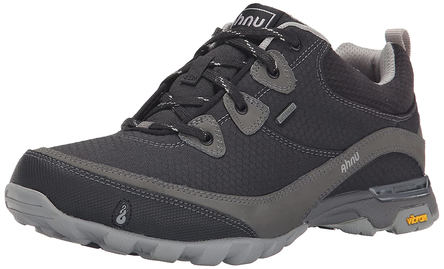 Ahnu Women's Sugarpine Waterproof Hiking Shoe B00RWRTJZQ 5 B(M) US|New Black