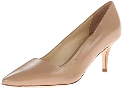 Cole Haan Womens bradshow Closed Toe Classic Pumps Tan Size 10.0