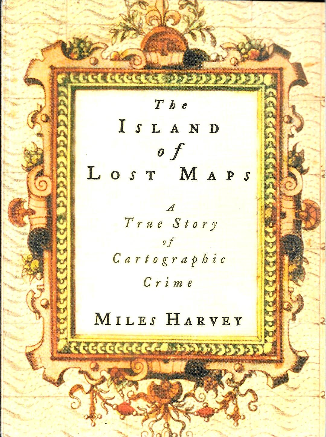 Download The Island of Lost Maps pdf epub