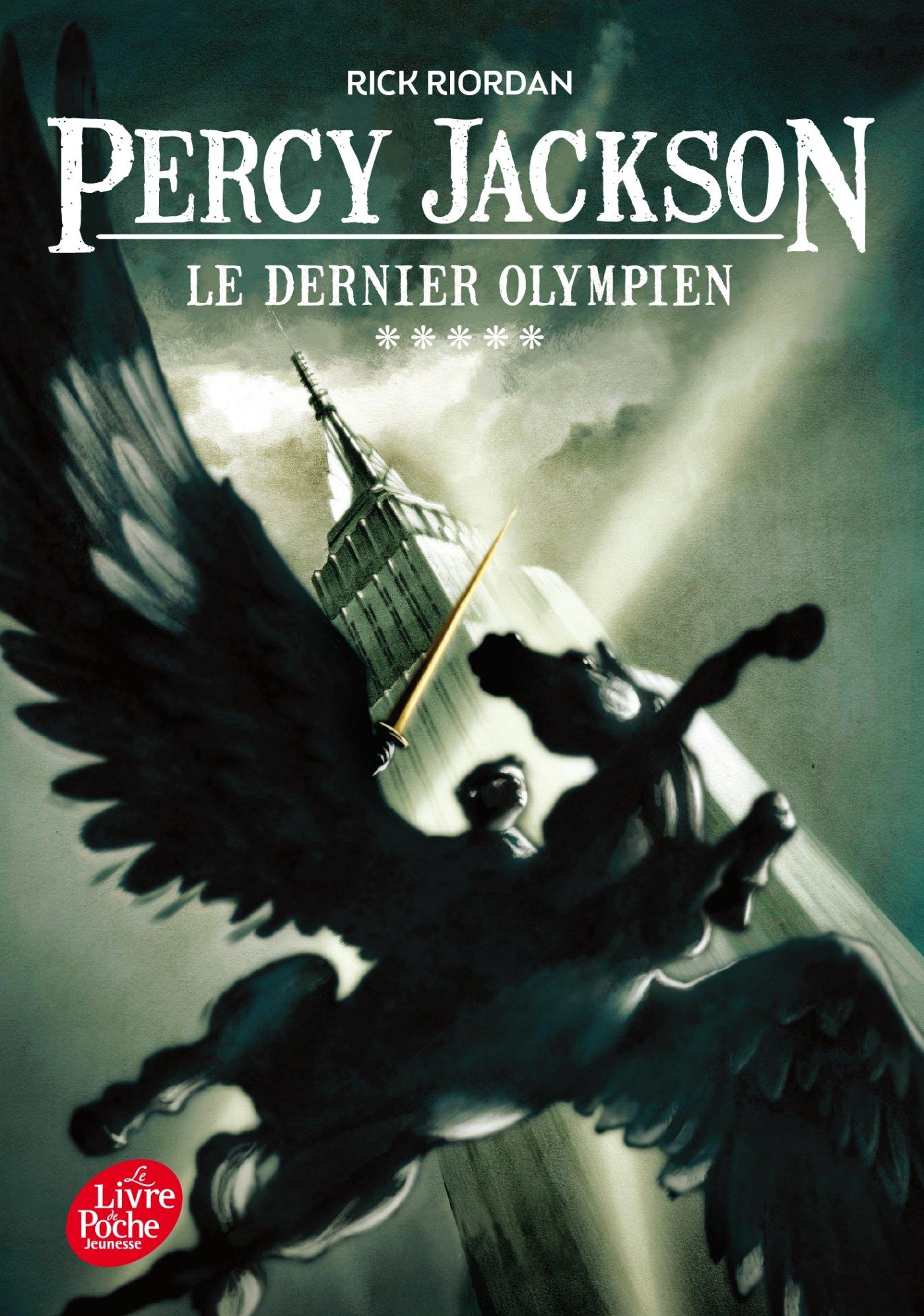 Percy Jackson 5/Le Dernier Olympien