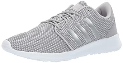 adidas cloudfoam qt racer shoes women's