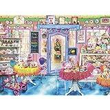 Buffalo Games - Aimee Stewart - Vintage Cake Shop - 1000 Piece Jigsaw Puzzle