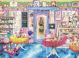 product image for Buffalo Games - Aimee Stewart - Vintage Cake Shop - 1000 Piece Jigsaw Puzzle