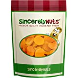 Sincerely Nuts Dried Turkish Apricots - Five Lb. Bag - Divinely Delicious - Fantastically Fresh - Bursting with Healthy Nutrients - Kosher Certified