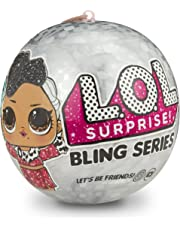 MGA Entertainment 557074E7C L.O.L. Surprise Dolls Bling Series 3-1A Sammelfigur, bunt