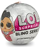L.O.L. Surprise! Bling Series with Glitter Details & Doll Display, Multicolor