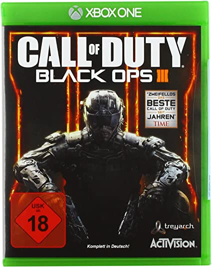 Call of Duty: Black Ops 3 - Xbox One [Importación alemana]: Amazon ...