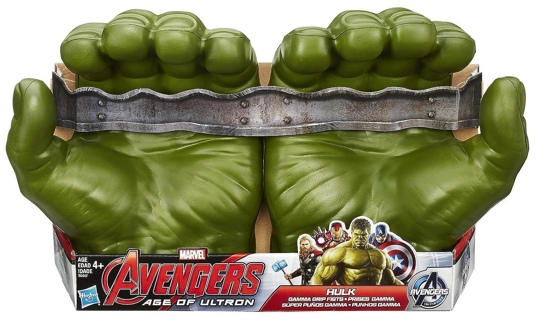 Avengers Marvel Gamma Grip Hulk Fists Hasbro B0447