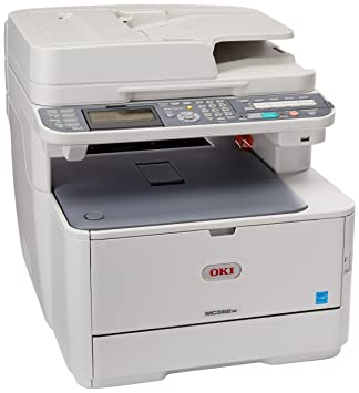 Amazon.com: OKI datos y MC562 W 27/31PPM Color Multifunction ...