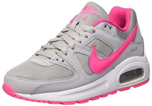 Nike Air MAX Command Flex (GS), Zapatillas de Running para Niñas: Amazon.es: Zapatos y complementos