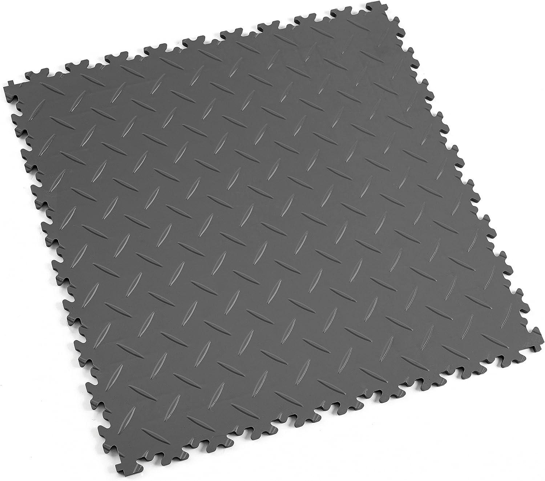 Fortelock/® Vinylfliese 2050 Diamant - Mittlere Belastbarkeit Gelb Privat-Anwendung