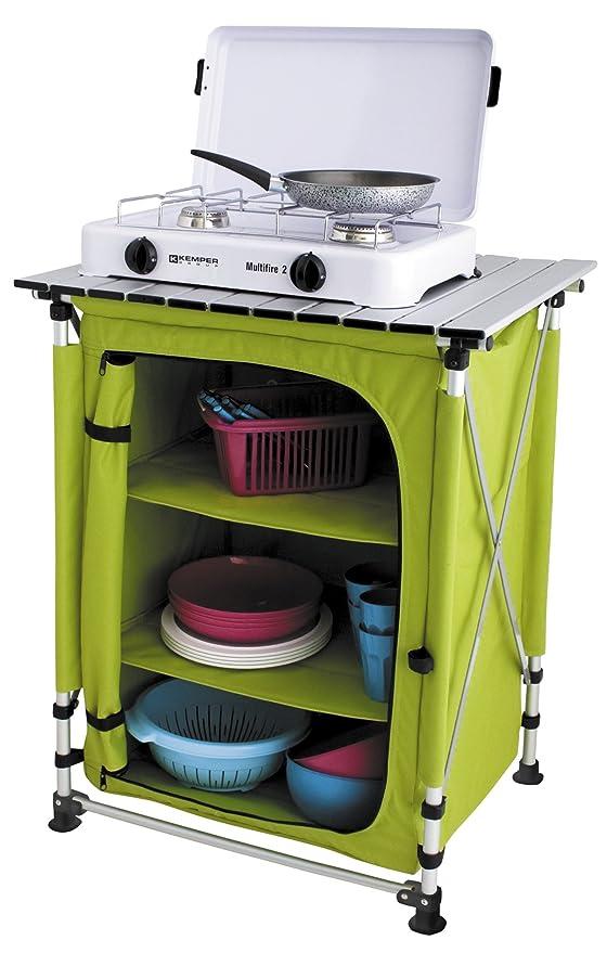 Camping Küchenschrank 64x50x84 cm: Amazon.de: Küche & Haushalt
